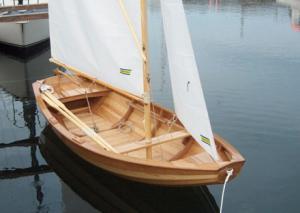 bygga träbåt ritning